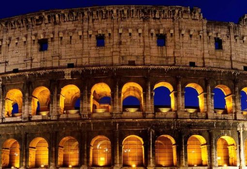 The Colosseum Guided Tour, types of Guided Tours