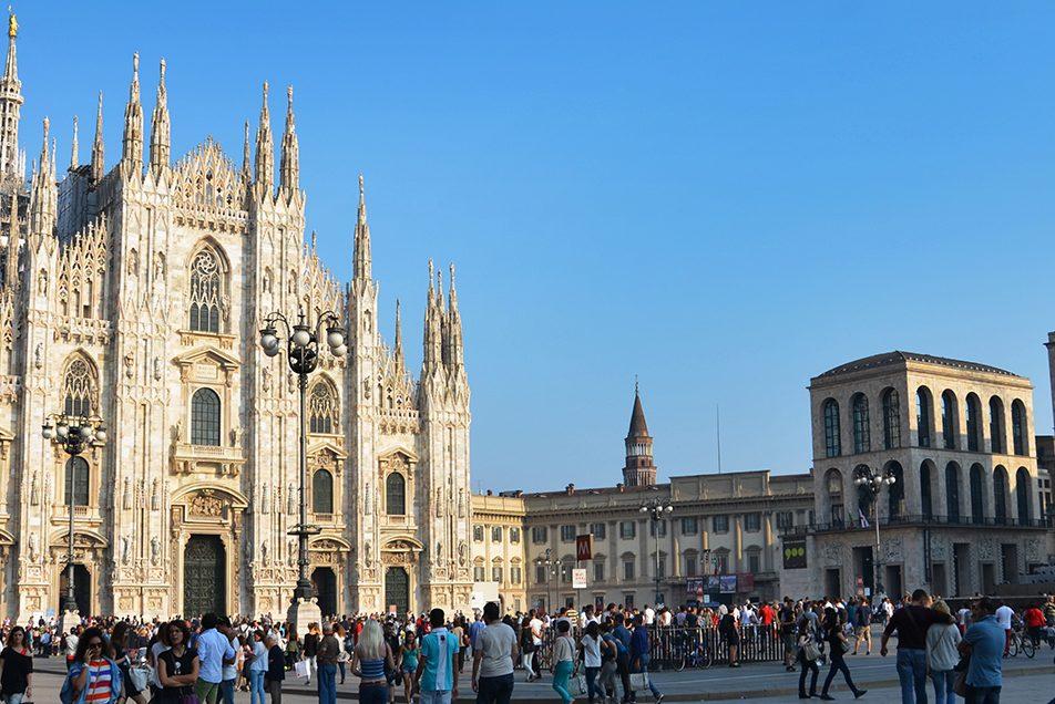 Información de Milán