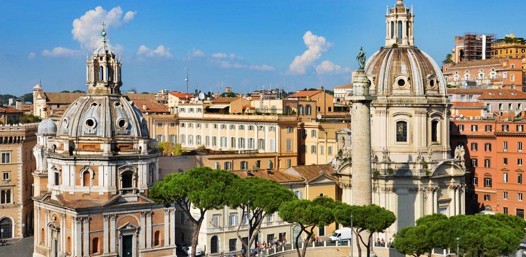 Información de Roma