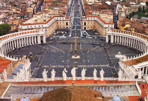 Private tour to the St. Peter's Basilica
