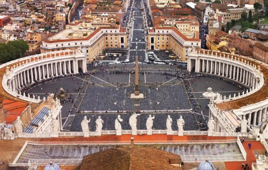 St. Peter's Basilica and Dome Private Guided Tours