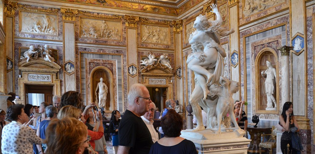 The Borghese Gallery Private tour