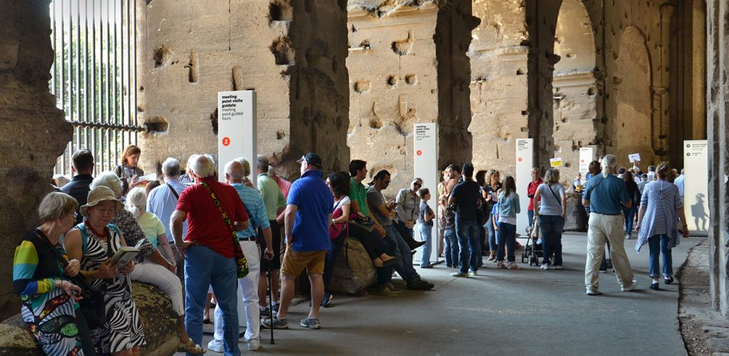 Il Tour Guidato del Colosseo