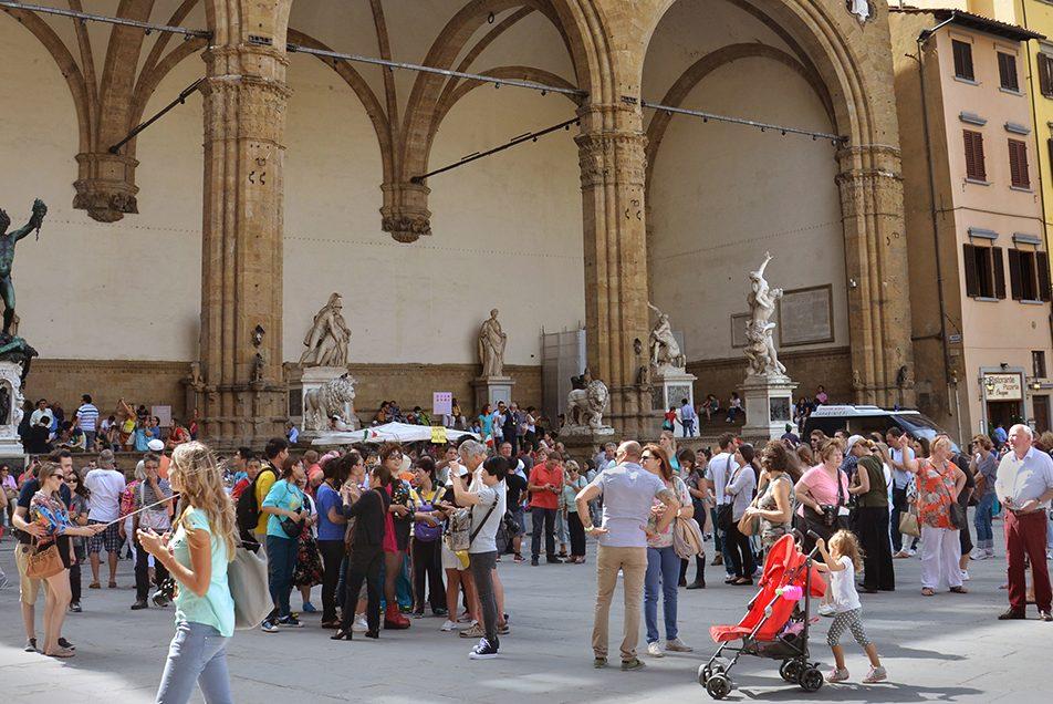 Centro Storico di Firenze e Galleria degli Uffizi