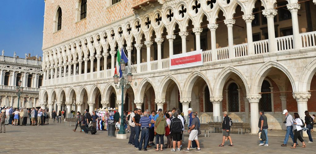 Venice and Doge's Palace Private tour