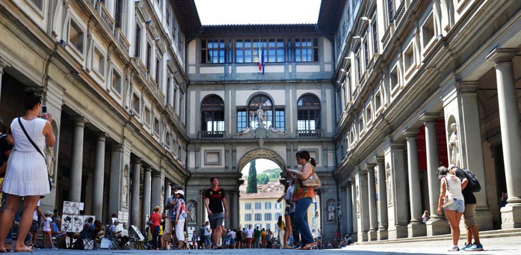 Deposito Bagagli e Guardaroba Galleria degli Uffizi