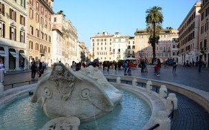 Baroque Rome - Squares and Fountains
