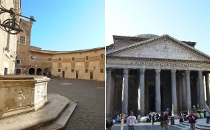 Castel Sant'Angelo and il Pantheon (Tour Privato)