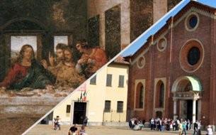 Tour Privato Cenacolo Vinciano e Chiesa di Santa Maria delle Grazie