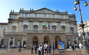 Milan Classic Walking Tour Private Tour