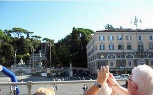 Rome Panoramic Open Bus Tour