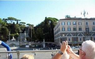 Rome Panoramic Open Bus Tour