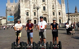 Segway Escorted Tour