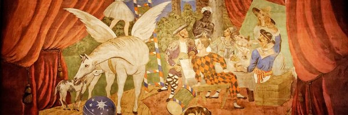 Picasso and Naples Parade, the exhibition at the Museo de Capodimonte